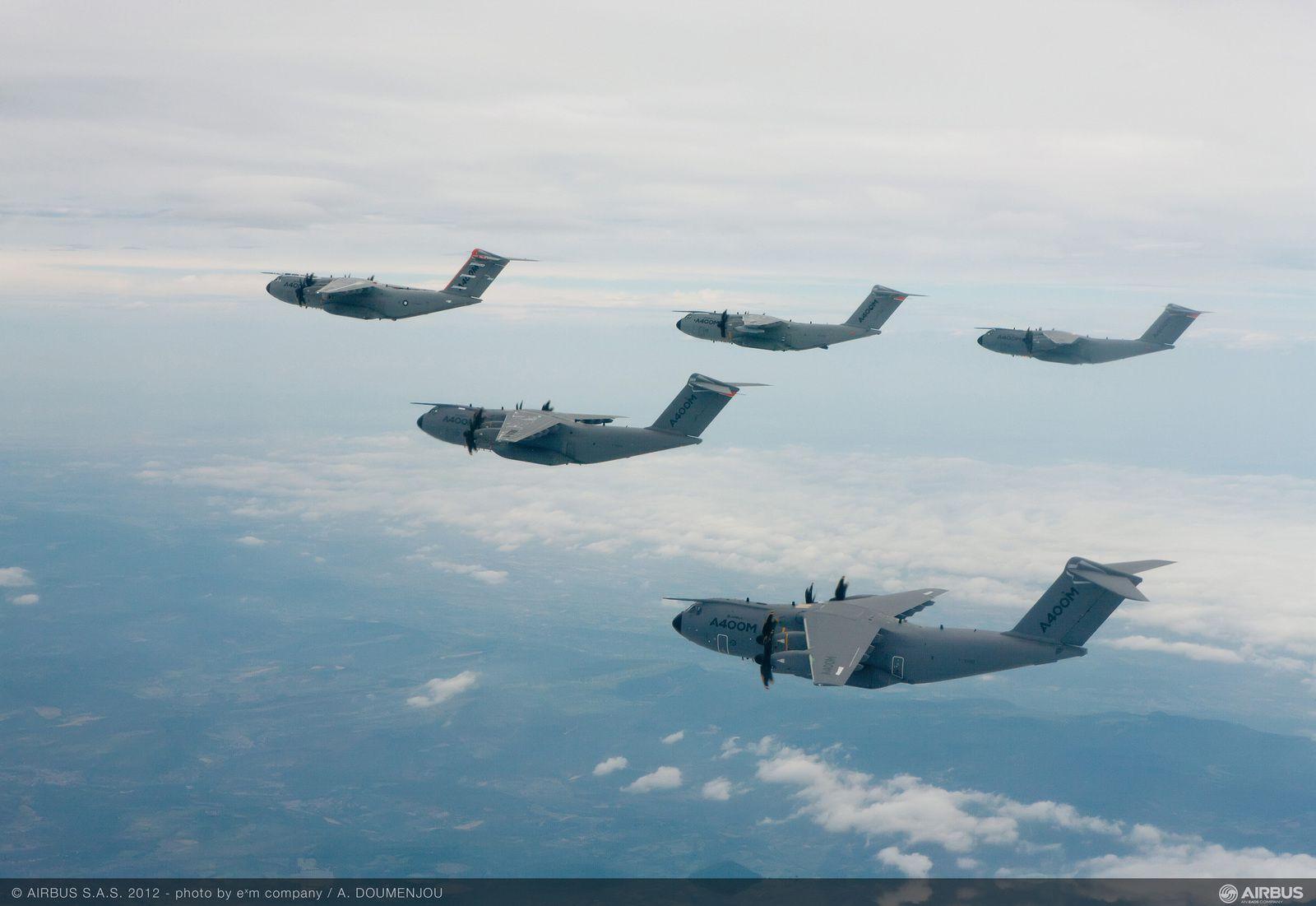 Le Royaume-Uni, l'Allemagne et la Turquie clouent au sol leurs A400M