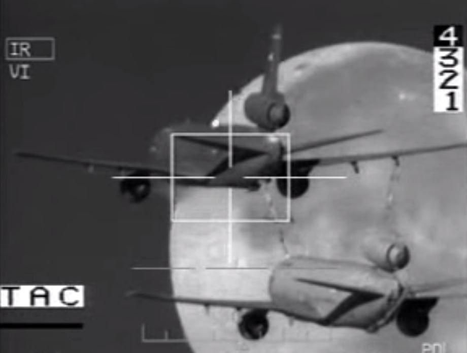 VIDEO : L'humour d'un pilote français au-dessus de l'Afghanistan