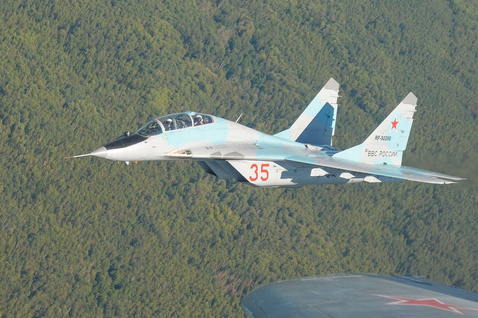La Russie cloue au sol sa flotte de Mig-29 Fulcrum après le crash d'un appareil lors d'un exercice