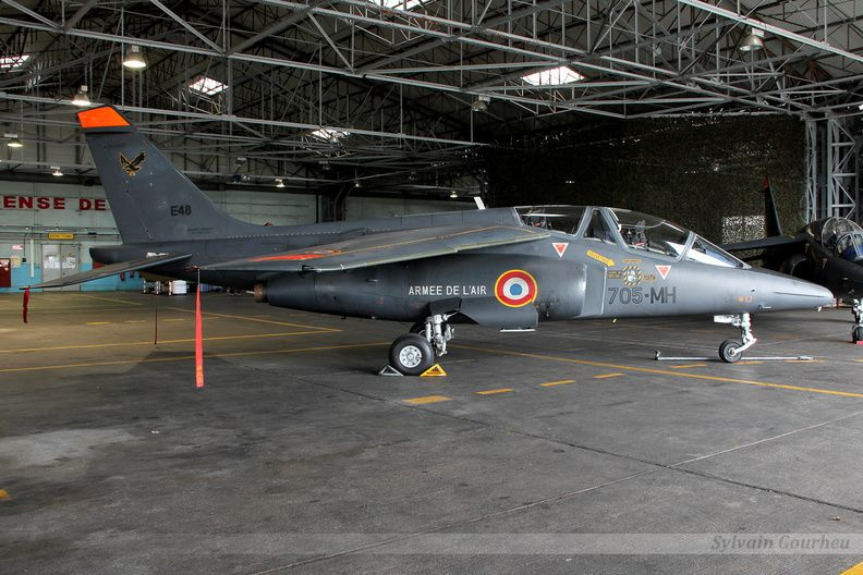 Meeting aérien 2015 - Tours : Centenaire de la base aérienne 705