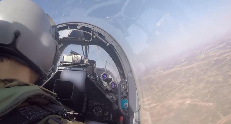 VIDEO : Embarquez pour une mission au-dessus de l'Irak avec une patrouille de Mirage 2000