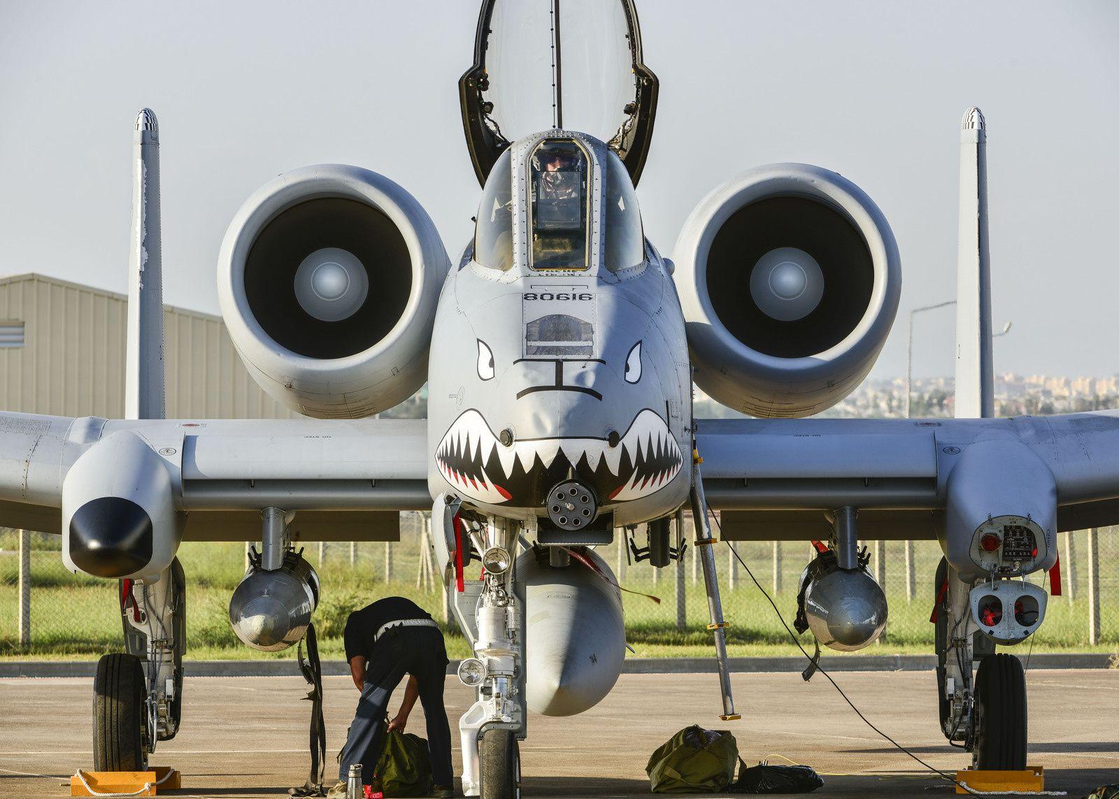 L'US Air Force déploie douze A-10 Thunderbolt II en Turquie pour l'opération Inherent Resolve