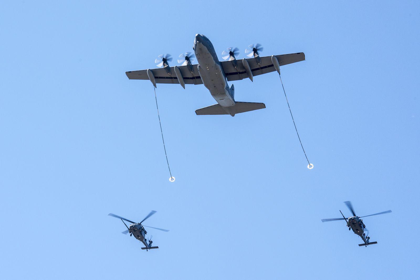 Le Département d'Etat autorise la vente de quatre C-130J Super Hercules à la France