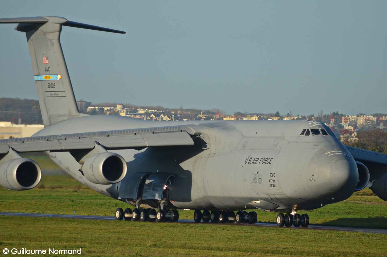 C-5M Super Galaxy - US Air Force.
