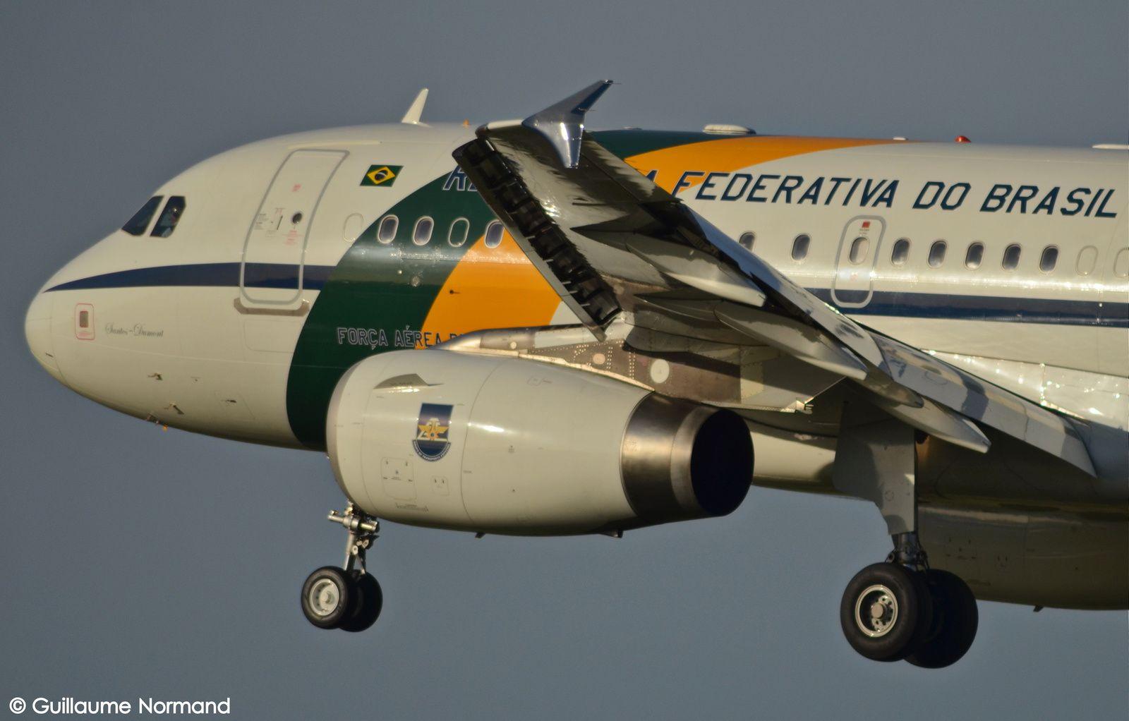 Airbus A319CJ