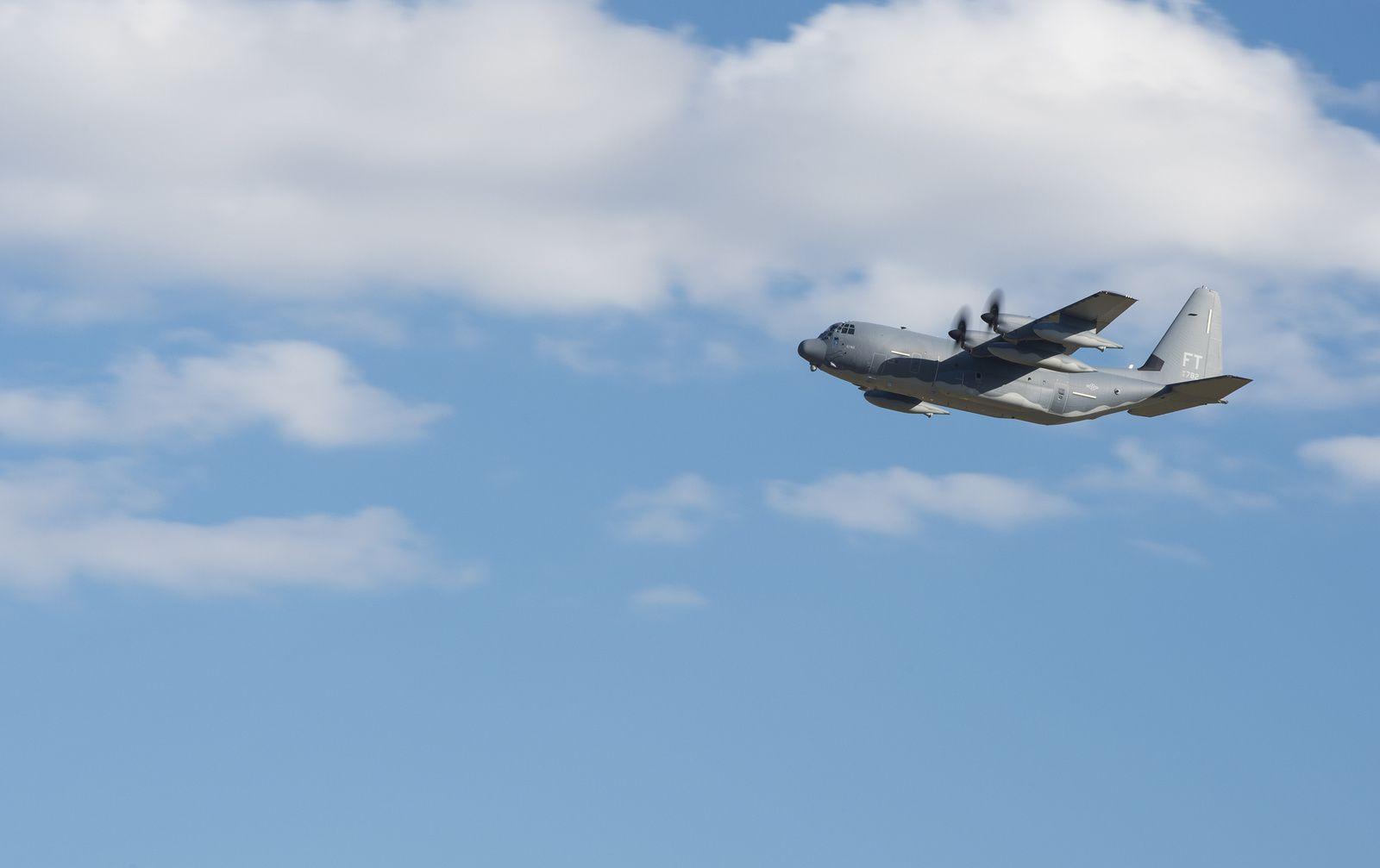 Lockheed Martin livre le 2 500ème C-130 Hercules