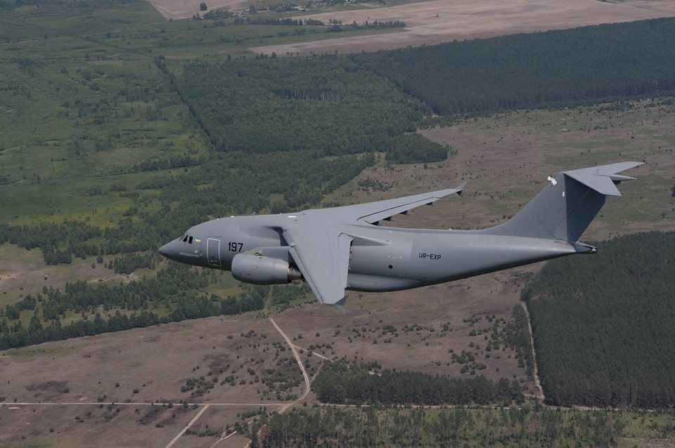 L'Arabie Saoudite va acquérir 30 Antonov An-178