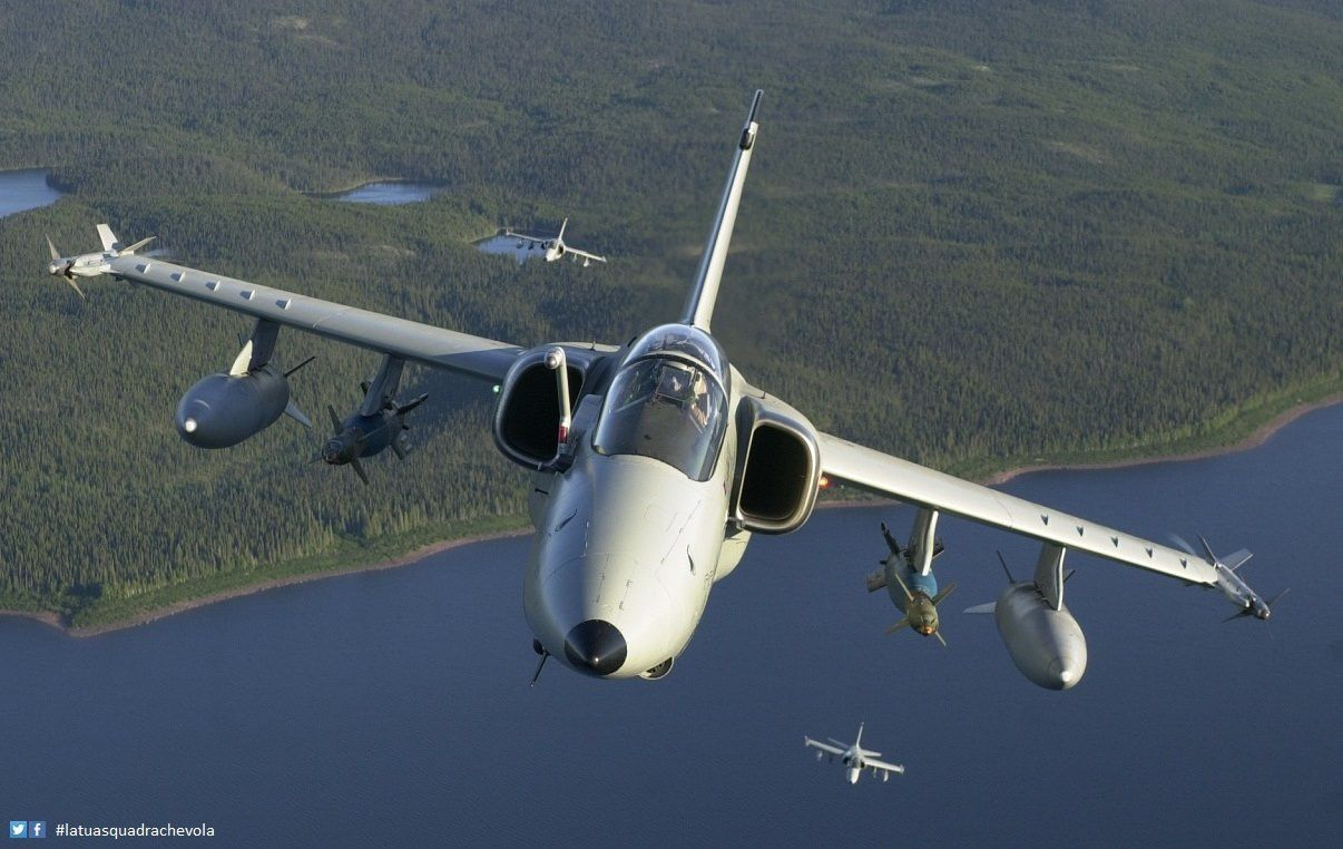L'Aeronautica Militare envoie quatre AMX et un MQ-1 Predator à Trapani, en Sicile