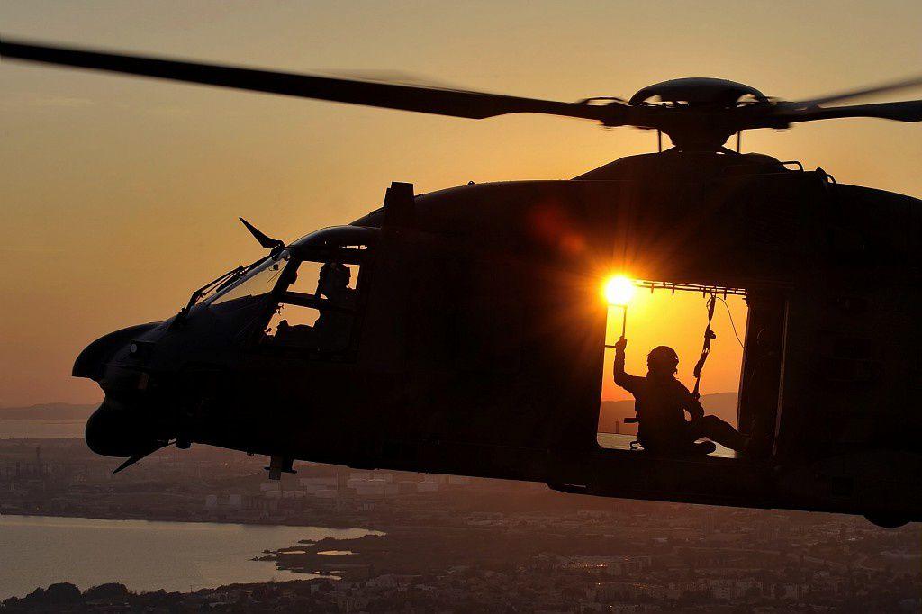 La flotte mondiale des NH90 franchit le cap des 100 000 heures de vol
