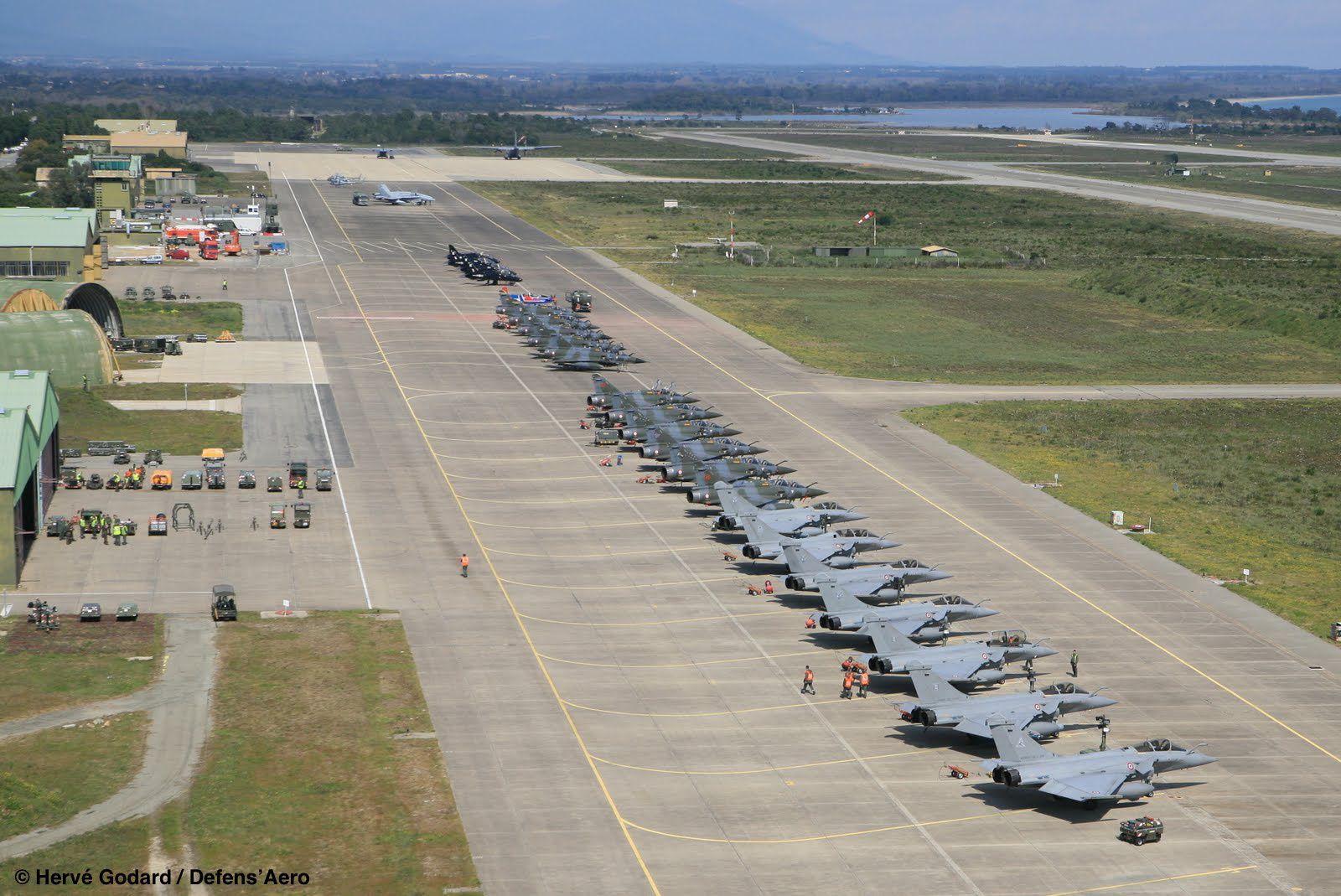 SERPENTEX : Les acteurs de l'appui aérien rapproché s'entraînent ensemble