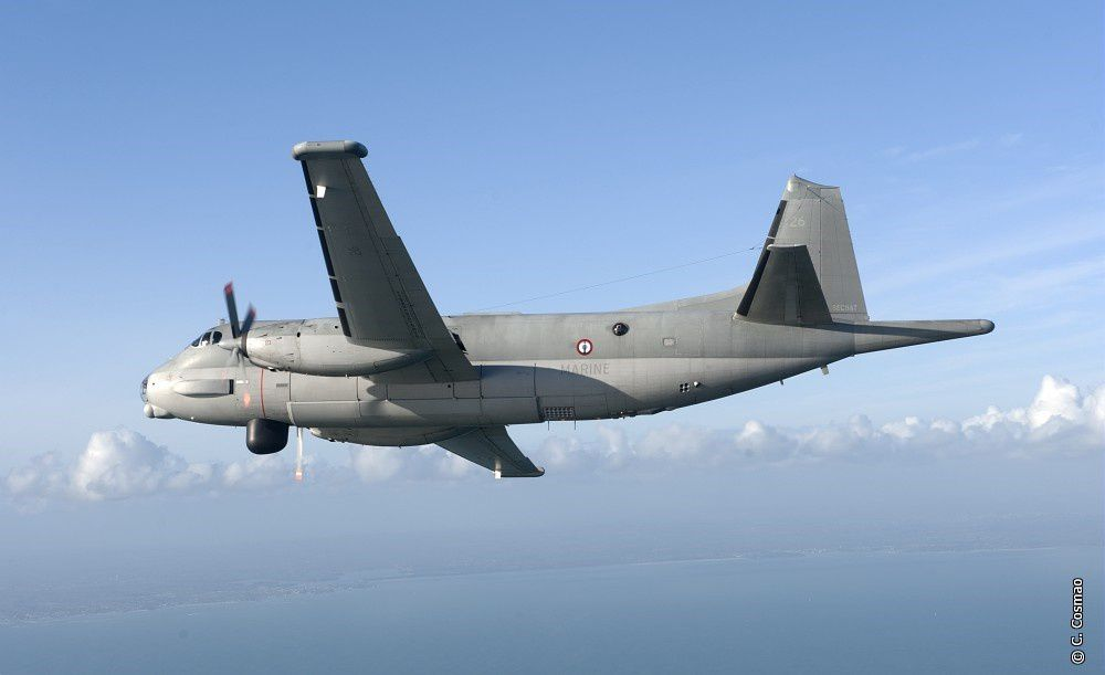 © Dassault Aviation / C. Cosmao - Les ATL 2 de la Marine Nationale sont actuellement en pleine mutation pour être totalement opérationnel face aux défis du XXIème siècle.