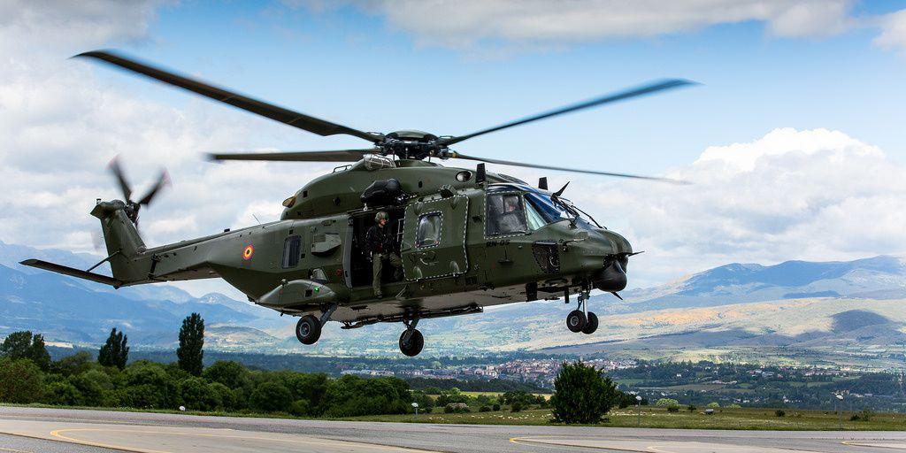 REPORTAGE - La Composante Air belge s'entraîne au coeurs des montagnes Pyrénéennes