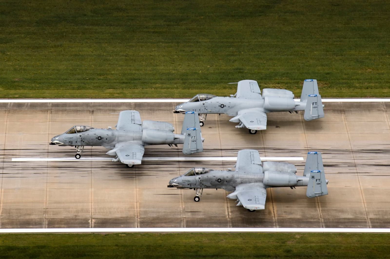 © US Air Force / Tech. Sgt. Zachary Wolf.