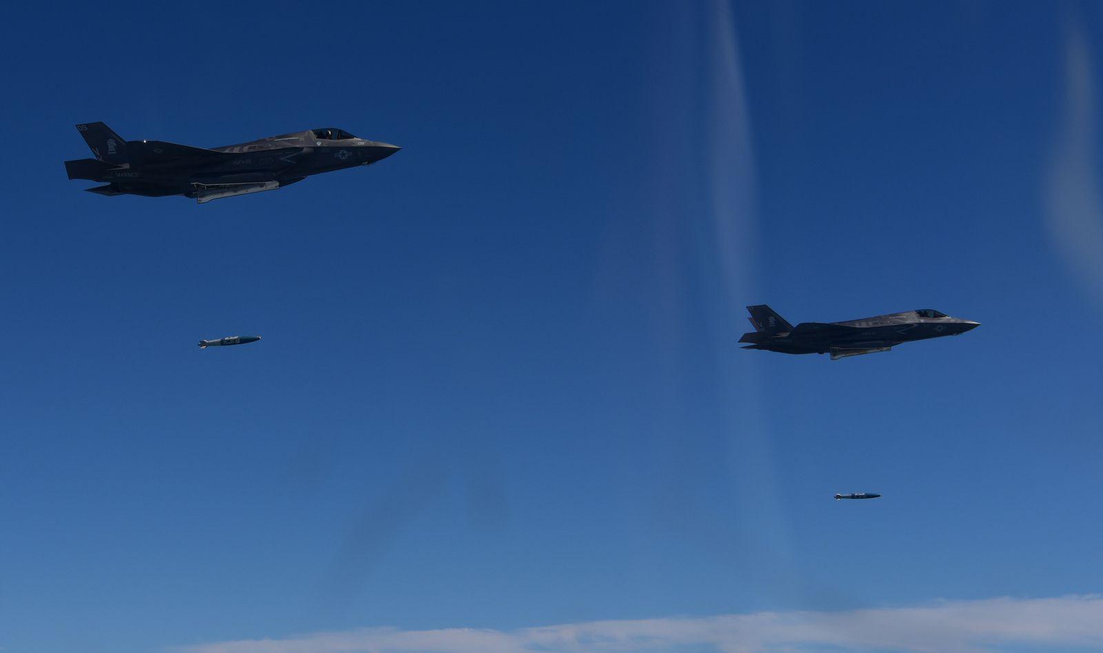 © Republic of Korea Air Force / Japan Air Self-Defense Force / US Air Force.