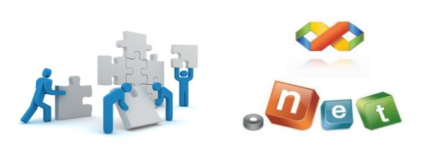 .NET development and the framework offers data access, user interface and a whole lot more to users