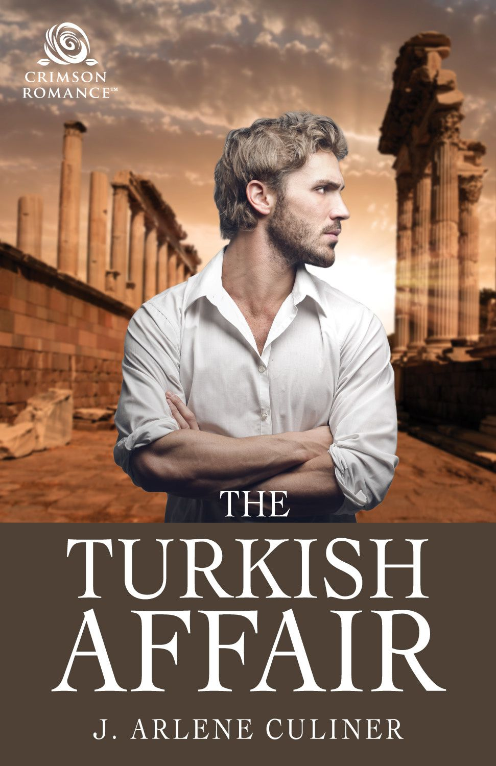 Cover reveal: The Turkish Affair