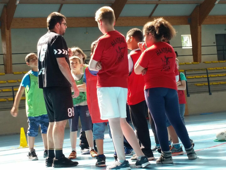 Camp Handball 2015