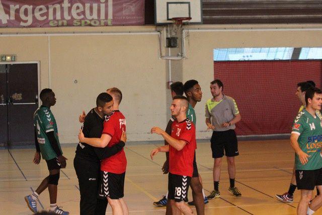 Coupe du Val d'Oise -20 ans Masculins