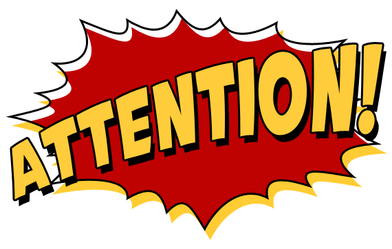 Attention - Le FB2M Handball  Pay Attention Clipart