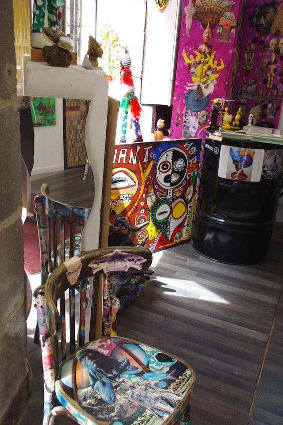 singuli rement f minin galerie moutt 39 art clermont ferrand le blog de marie bazin. Black Bedroom Furniture Sets. Home Design Ideas
