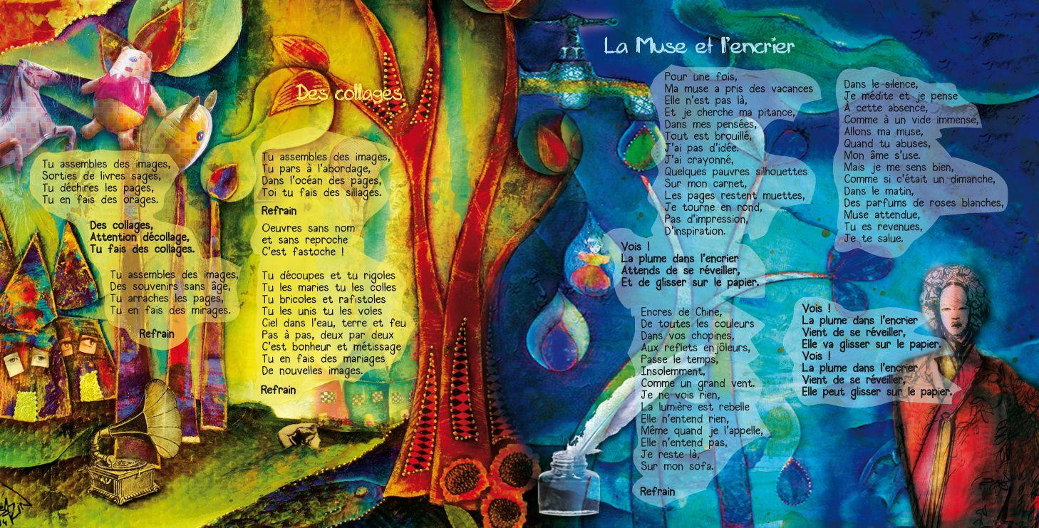 &quot&#x3B;QUAND LES COULEURS S'EN MÊLENT&quot&#x3B;, de Catherine Fontaine et Marie