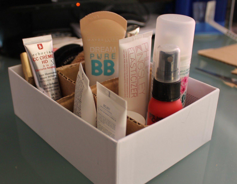 Diy Rangement Maquillage
