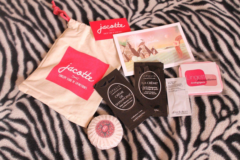 Jacotte s'invite chez moi ! ✌