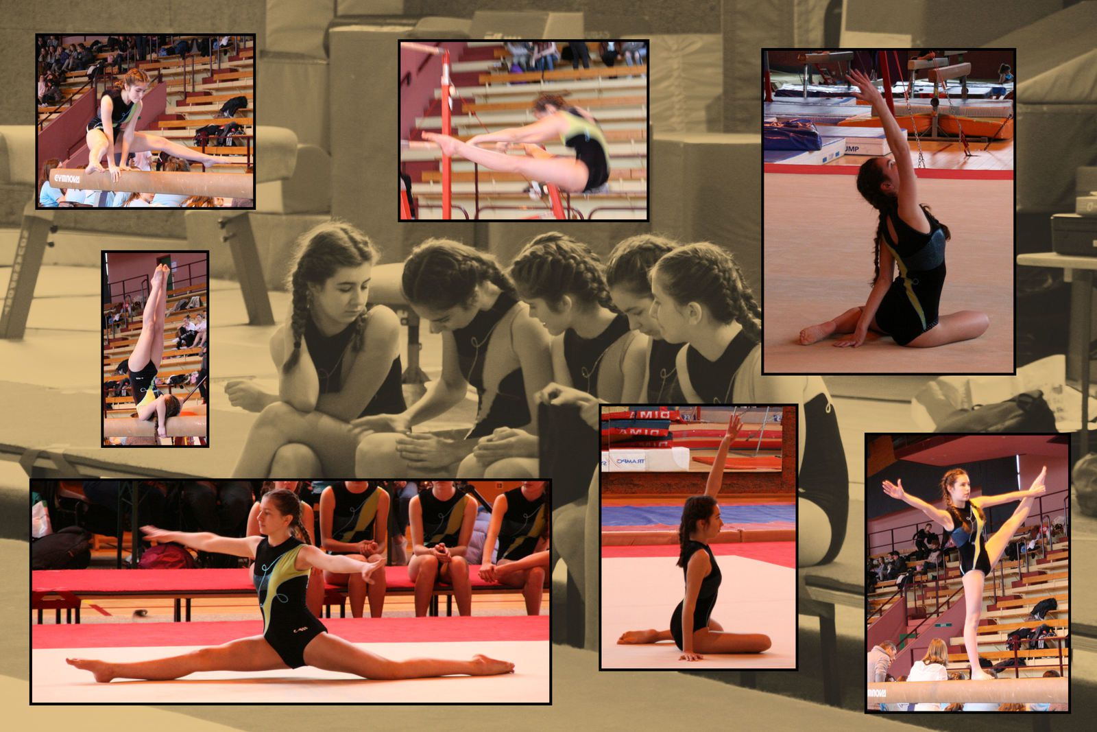 CHAMPIONNAT DEPARTEMENTAL GYMNASTIQUE 2016/2017
