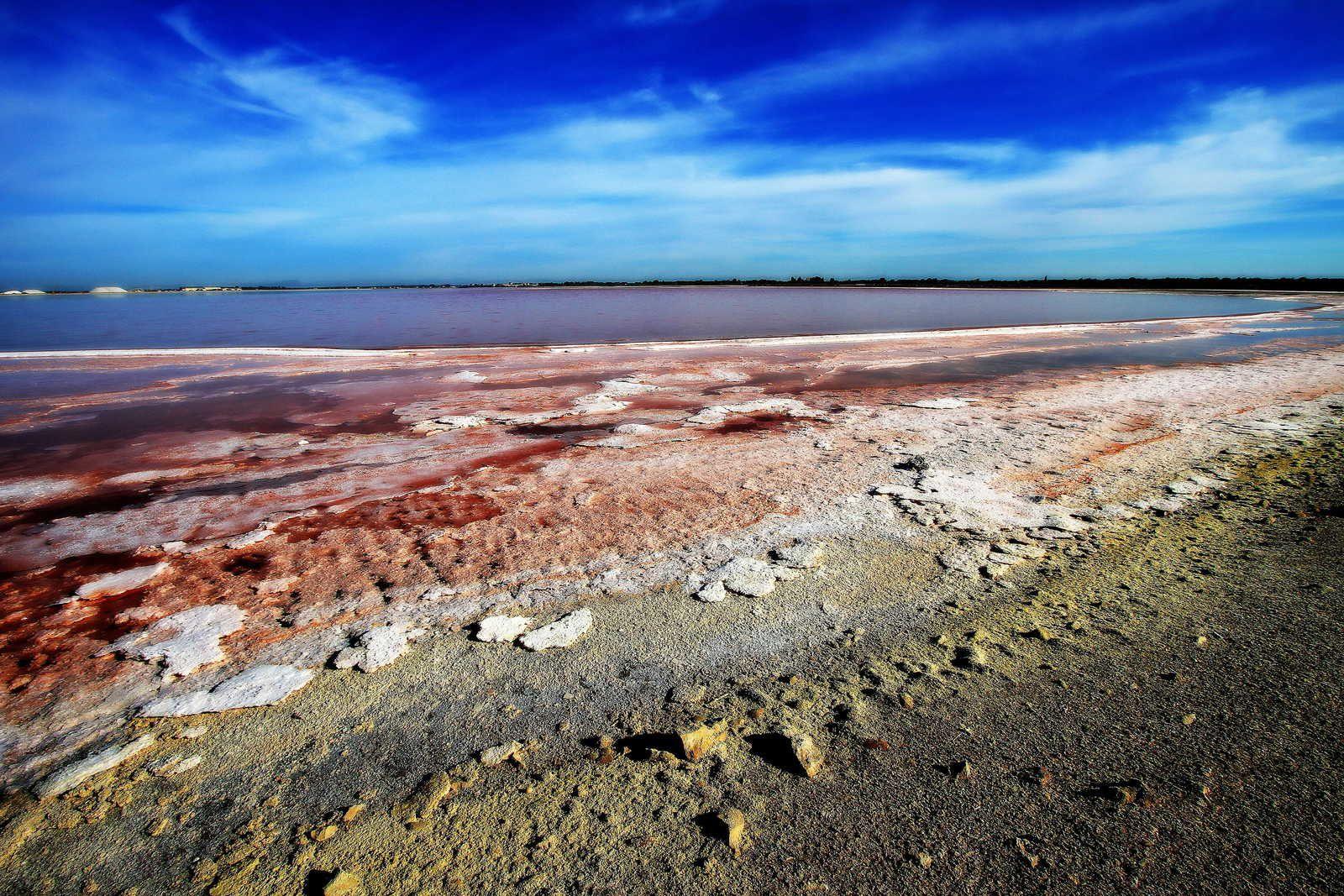 Les Salins du Midi (Life on Mars)