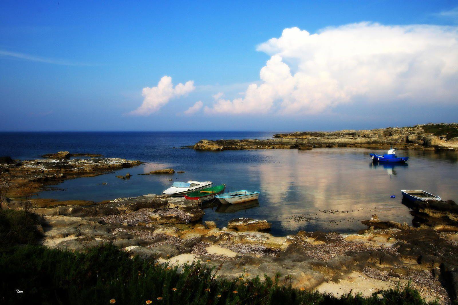 Les Iles Egades - la Sicile Africaine