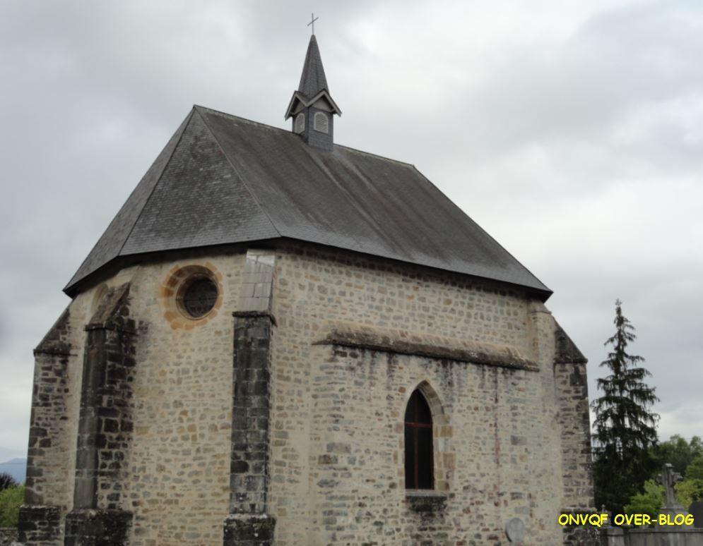 Mauléon-Licharre (Pyrénées-Atlantiques) A