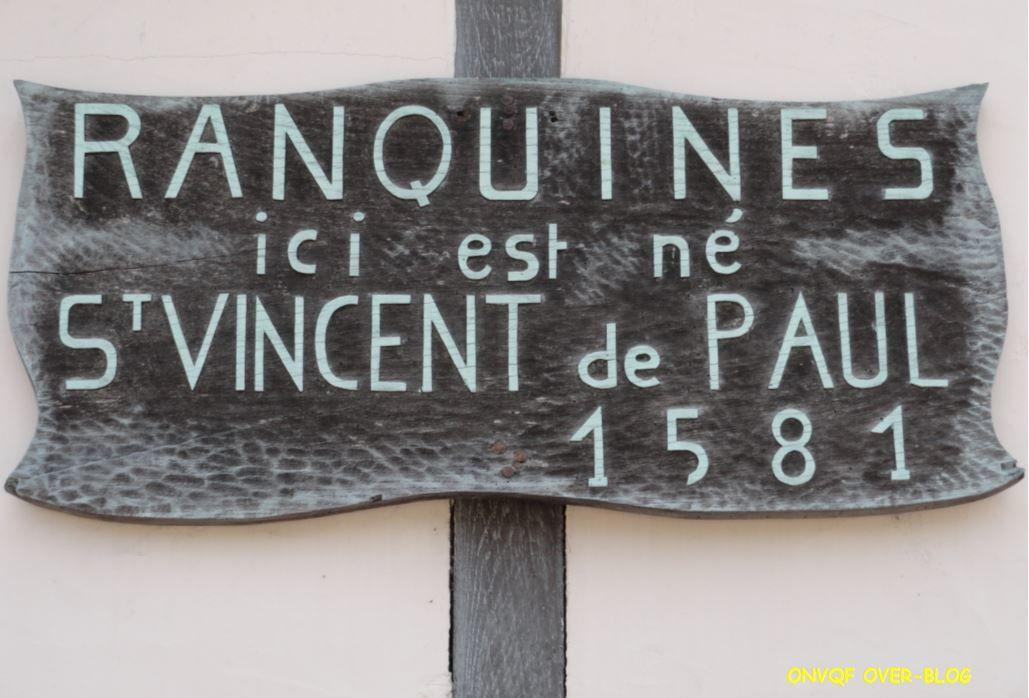 Ranquines, Saint-Vincent-de-Paul ( Landes 40 ) A