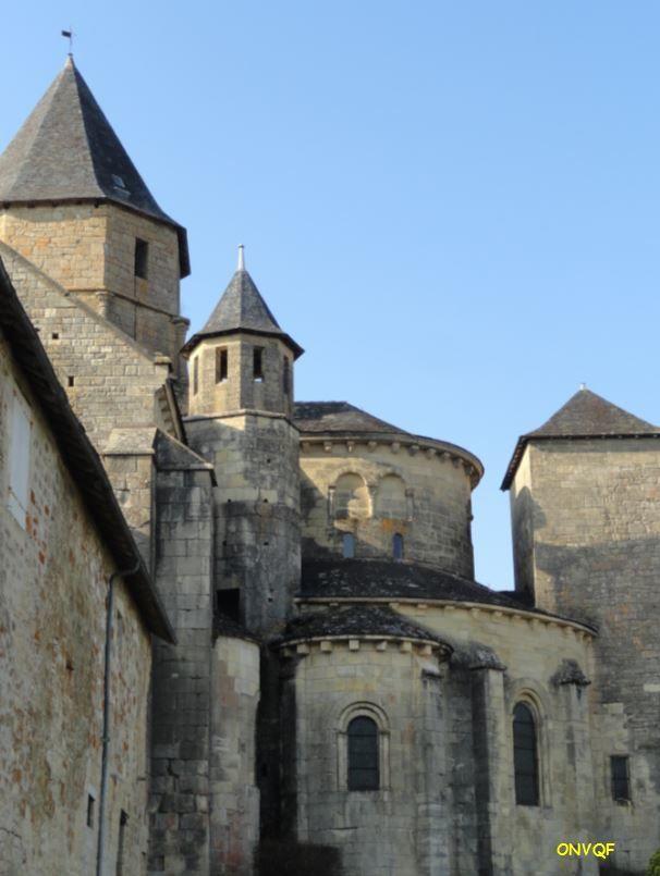 Elle fut classée aux monuments historiques dès le milieu du XIX éme siècle.