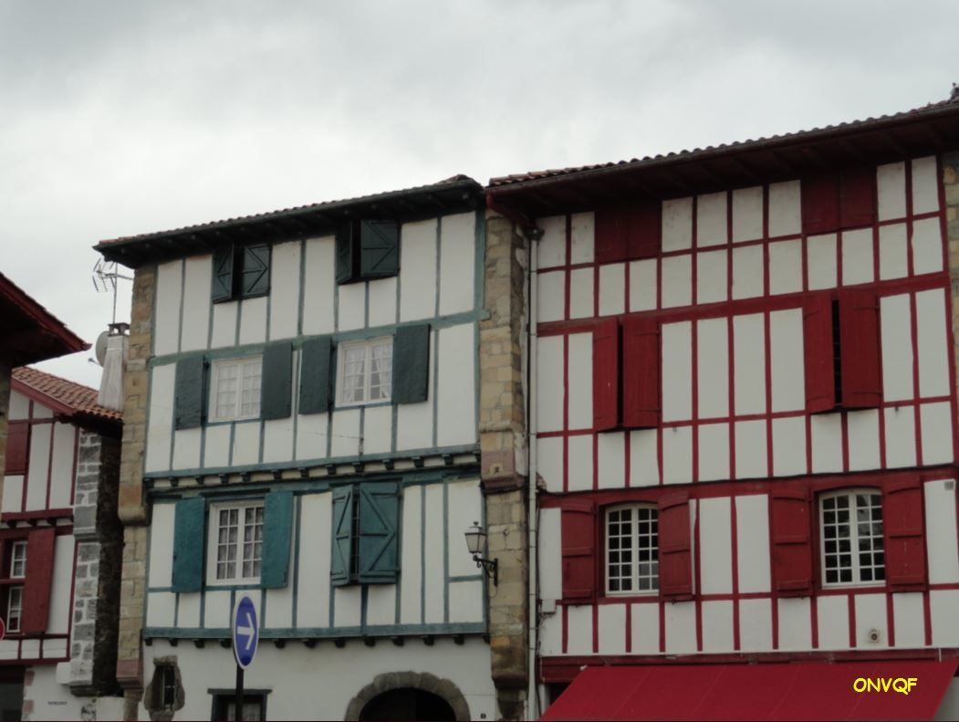 Espelette (Pyrénées-Atlantiques 64) AA