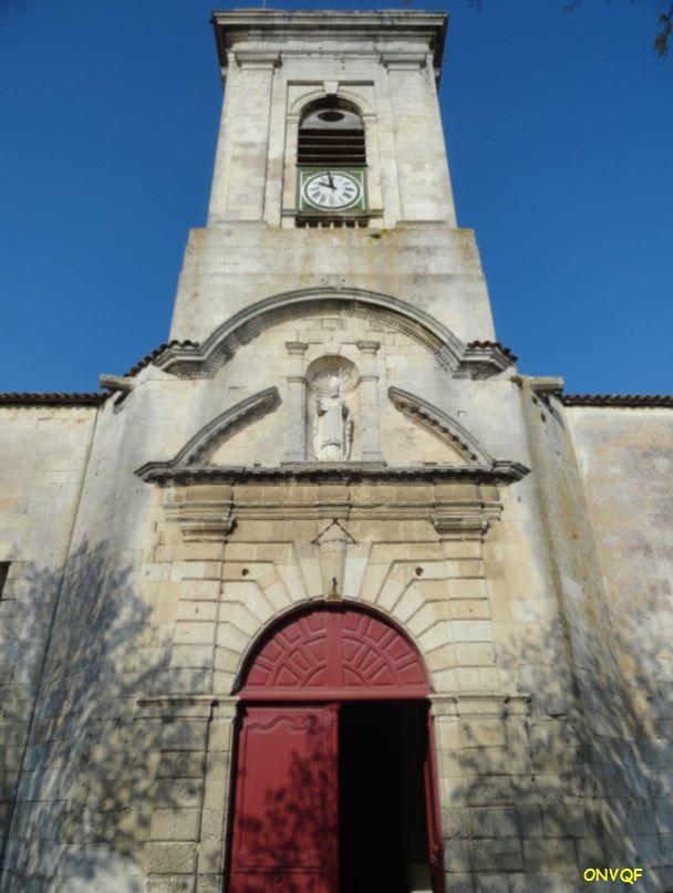 Eglise Saint-Martin, Saint-Martin-de-Ré (Charente-Maritme 17) AA