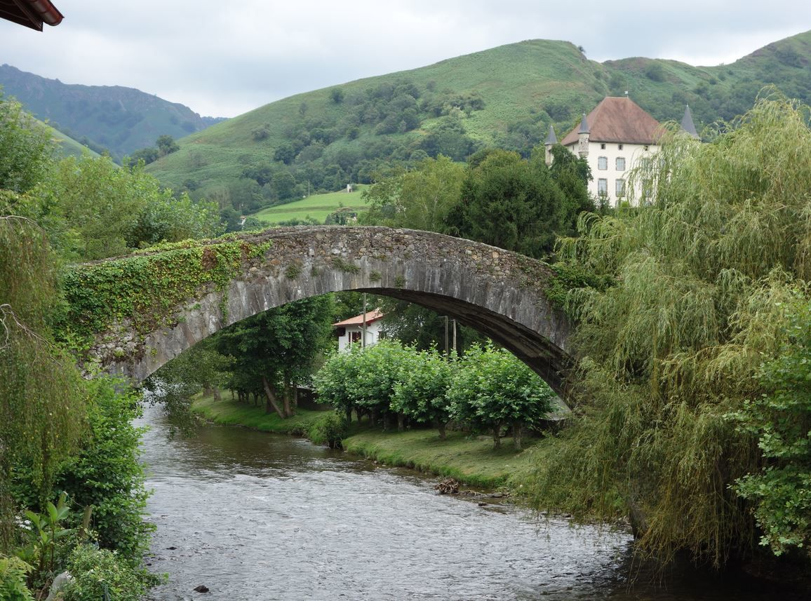 Saint-Etienne-de-Baïgorry (Pyrénées-Atlantiques 64) AA
