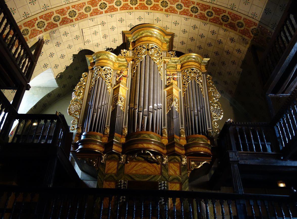 Visitez l'église Saint-Etienne.