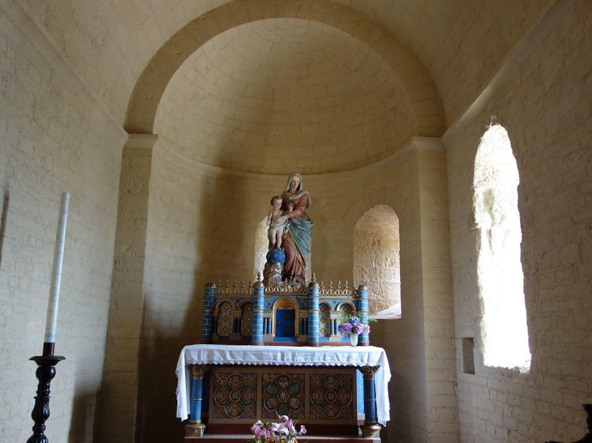 Eglise Saint-Andé, Sauveterre-de-Béarn (Pyrénées-Atlantiques 64) AA