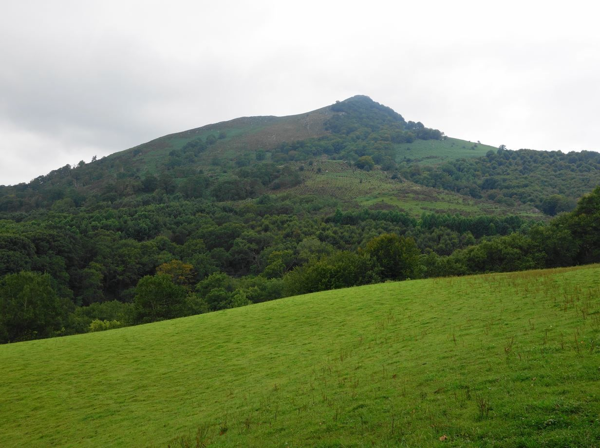 Ibanteli ( Pyrénées-Atlantiques 64 ) A Rando