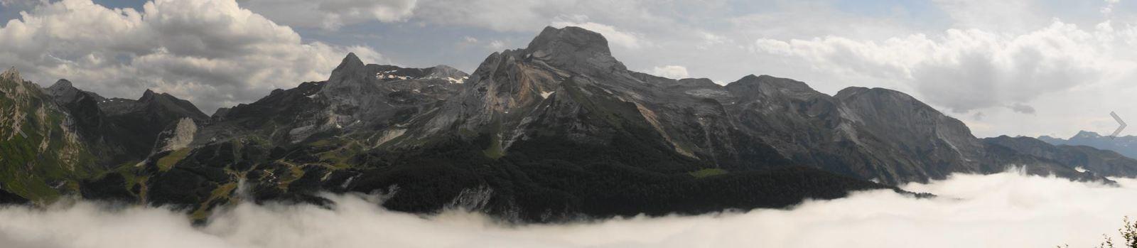Crêtes Blanches ( Pyrénées-Atlantiques 64 ) AA