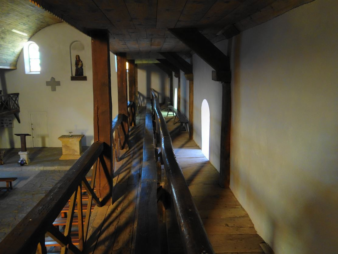 Cette chapelle n'abrite pas d'office récurent, cependant deux pèlerinages ont encore lieu tous les ans. Lors de la fête de Sainte Marie Madeleine et lors du dimanche de la Passion.
