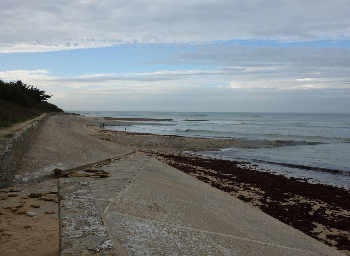 Phare des Baleines aux Portes en Ré / La Patache ( Charente-Maritime 17 ) AA Rando / Promenade