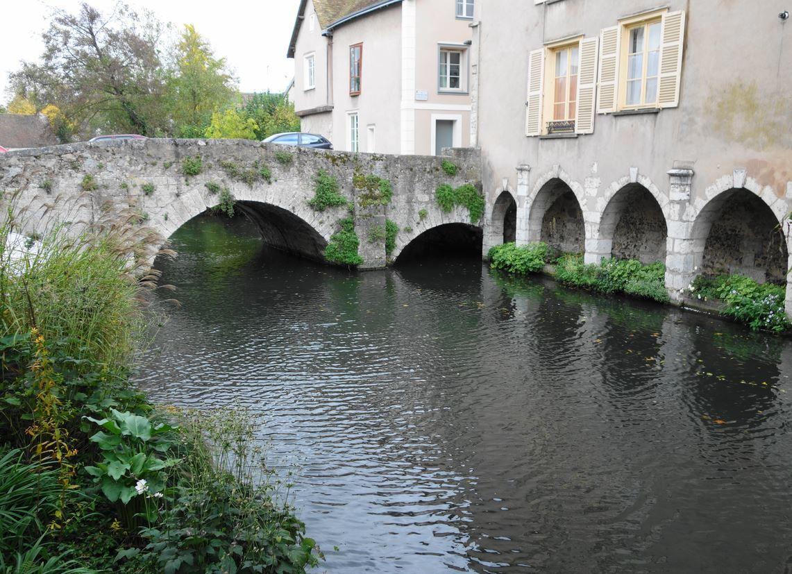 Pont Saint-Hilaire, Chartres (Eure-et-Loir 28) AA