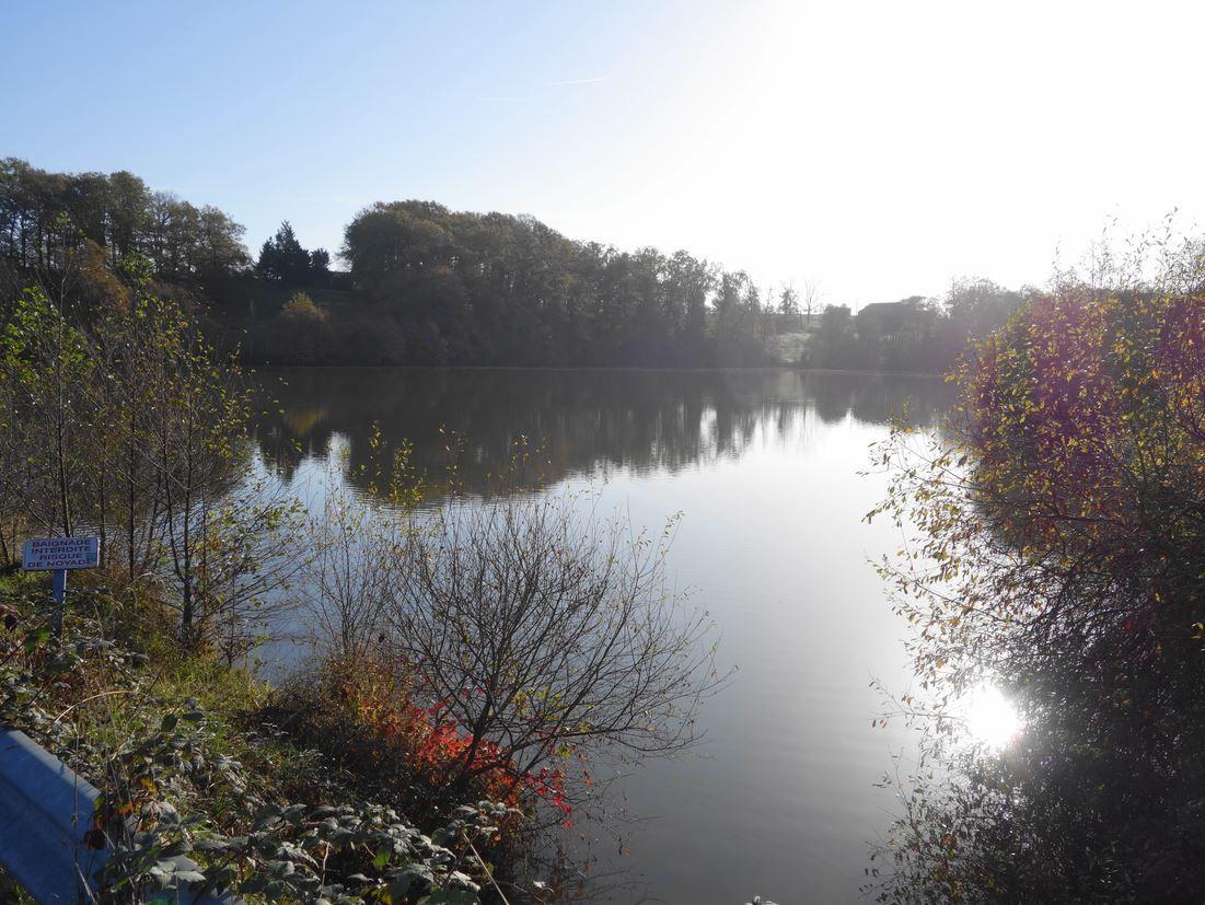 Lac de Latrille