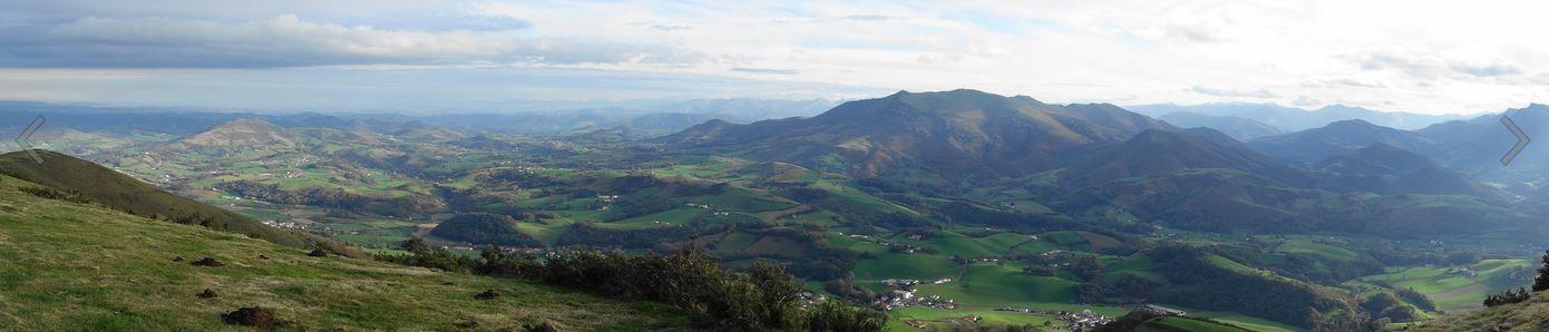 Urusya / Ursuia depuis Urcuray ( Pyrénées-Atlantiques 64) AA Rando