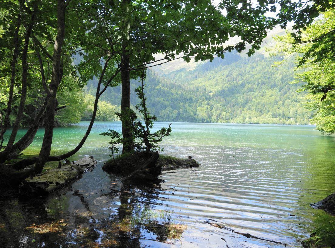 Lac de Bious Artigues ( Pyrénées-Atlantiques 64 ) AAA Rando