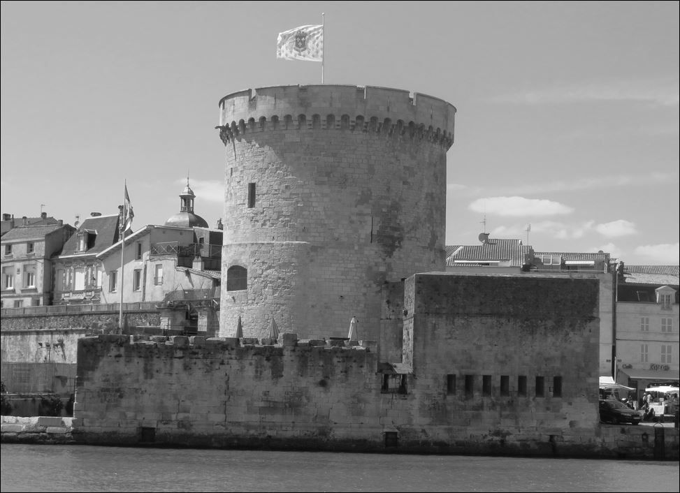 Tour de la Chaîne, La Rochelle (Charente-Maritime 17) A