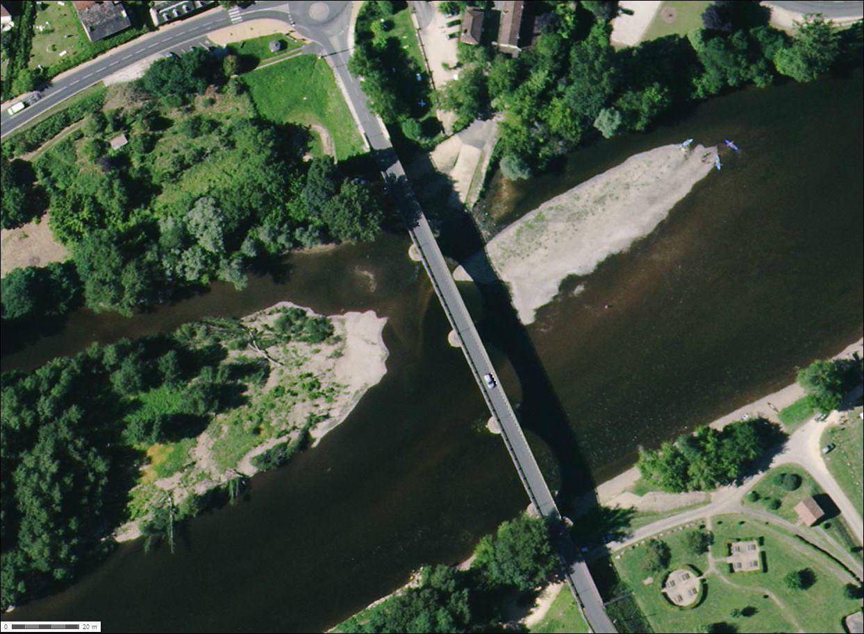 Pont Vitrac-Port (Dordogne 24 ) A