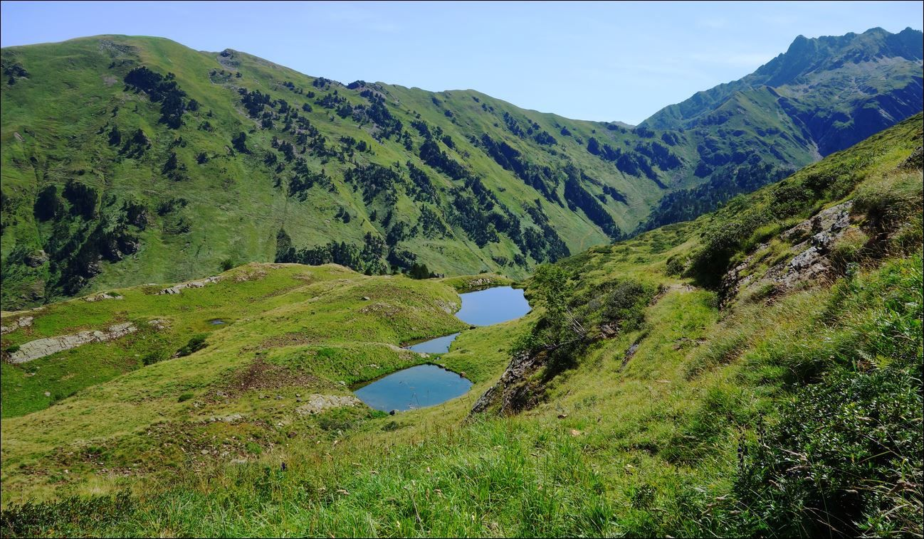 Lac noir Vallée du Lys A
