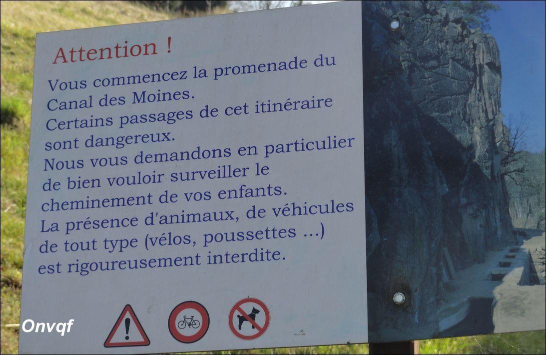 Canal des Moines, Aubazines (Corrèze 19) AAA